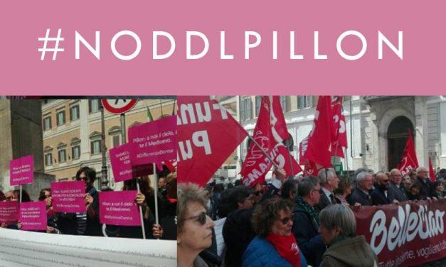 Oggi, 23 luglio alle ore 15 presidio davanti a Montecitorio. Il decreto Pillon non deve passare!