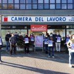 25 novembre – Giornata internazionale contro la violenza sulle donne – Flash mob a Scandiano – Coordinamento donne e Lega SPI