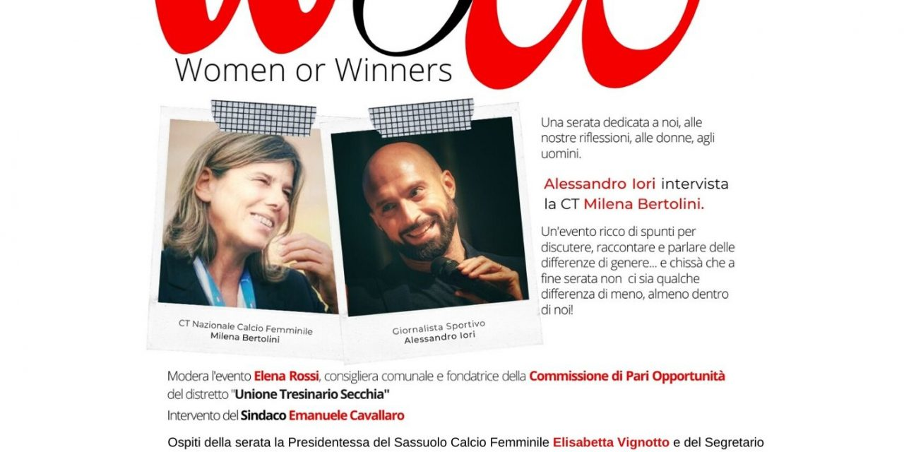 Lunedì 25 novembre 2019 – Giornata mondiale contro la violenza sulle donne – Importante iniziativa sul tema a Rubiera