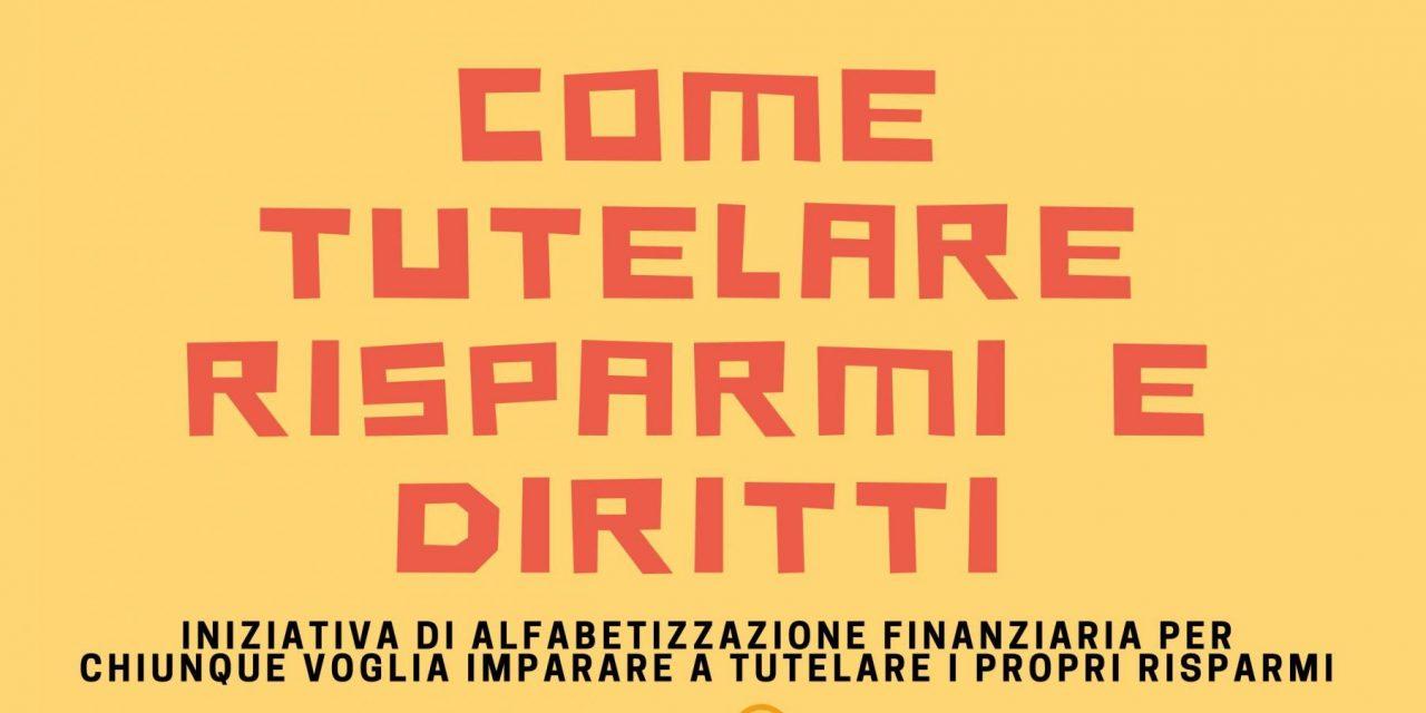 Sesta Lega – Giovedì 6 febbraio ore 20 – Iniziativa su difesa dei risparmi e dei diritti in collaborazione col Circolo Venezia e Federconsumatori