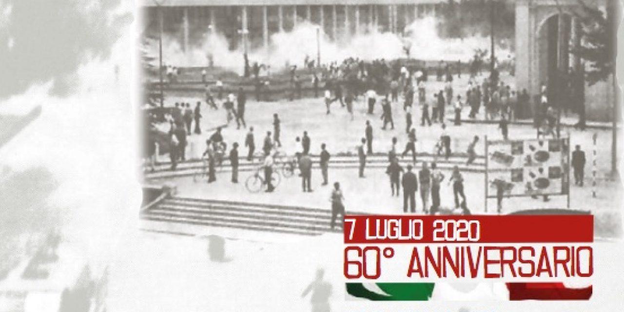 La CGIL e lo SPI per non dimenticare: 7 luglio 1960 – 7 luglio 2020 60 anni dalla strage di Reggio Emilia – Il programma delle manifestazioni