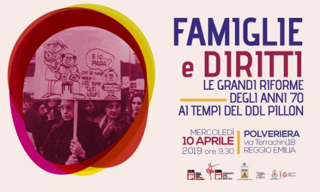 Il coordinamento donne dello SPI e la battaglia per i diritti delle donne al tempo del disegno di legge Pillon – Il video dell'iniziativa
