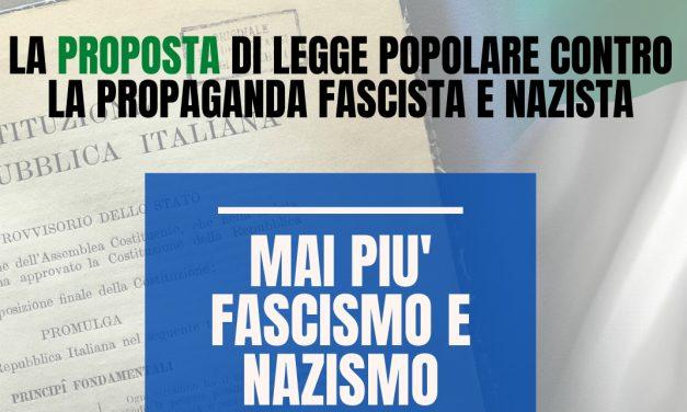 Firmiamo tutti la proposta di legge popolare, promossa dal Comune di Sant'Anna di Stazzema, contro la propaganda fascista e nazista! L'ordine del giorno votato dal Direttivo provinciale dello SPI-CGIL