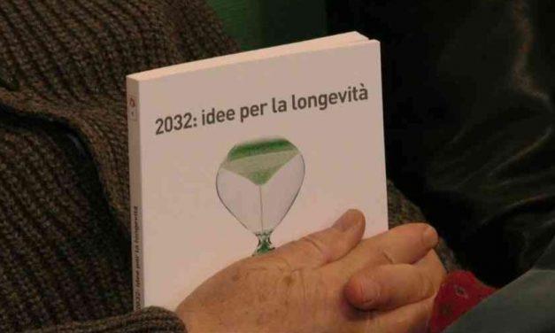 """2032: idee per la longevità – Mercoledì 29 maggio – Centro Sociale """"Il Parco"""" – RUBIERA"""