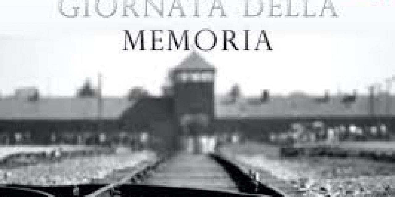 """Giornata della memoria – """"Antisemitismo ai tempi dei social"""" confronto tra generazioni – Mercoledì 29 gennaio ore 14.30 – Sala di Vittorio – Elenco delle altre manifestazione in programma"""