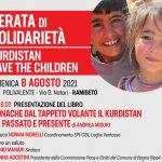 La solidarietà non va in ferie! Domenica 8 agosto – Iniziativa a Ramiseto a favore dei bambini del Kurdistan