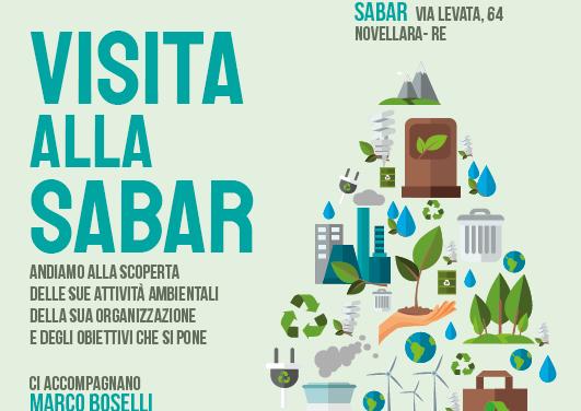 Giovedì 24 giugno – ore 16 – Visita alla Sabart di Novellara – Per prenotarsi contattare Paola Guidetti
