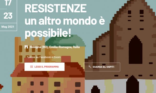 Noi partigiani un memoriale per la Resistenza – RifFestival 2021 – Iniziativa in diretta facebook con Ivan Pedretti e Gad Lerner