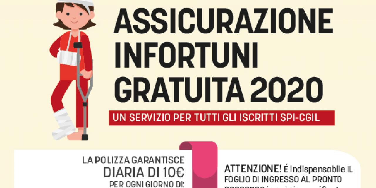 Rinnovata e notevolmente migliorata la convenzione con Unipol a favore degli iscritti allo SPI