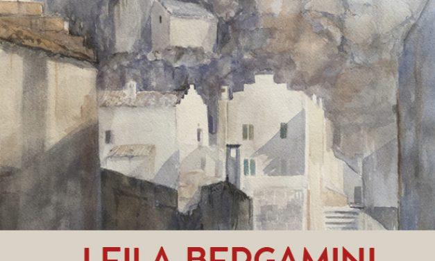 Lo Spi-CGIL e l'arte. A Bibbiano, nella sede della camera del lavoro, espone Leila Bergamini 1-29 febbraio