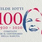 1920-2020 A cento anni dalla nascita di Nilde Iotti. Sabato 19 settembre 2020 – Dalle 10.30 – Iniziativa a Reggio Emilia – Teatro Cavallerizza