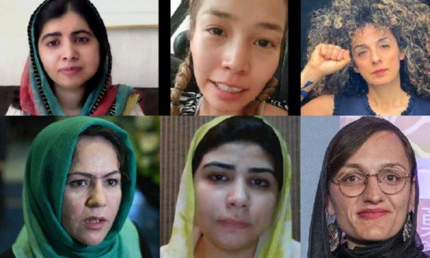 Sabato 25 settembre dalle ore 17.30 – Piazza Martiri del 7 luglio – manifestazione a sostegno della lotta per la libertà delle donne afgane. Spi e Coordinamento Donne aderiscono.