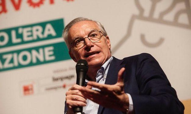 Grazie Guglielmo! E' morto Gulielmo Epifani, segretario generale della CGIL dal 2002 al 2010. Lo SPI partecipa al lutto della CGIL