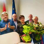 L'Assemblea Generale Provinciale dello SPI ha eletto la nuova segreteria. Oltre al Segretario Generale Matteo Alberini ne fanno parte: Renata Morgotti, Barbara Vigilante, Giuseppe Zaffarano e River Tagliavini.