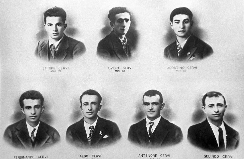 Per non dimenticare: sabato 28 dicembre 2019 – 76° anniversario della fucilazione dei fratelli Cervi e di Quarto Camurri – Il programma delle manifestazioni