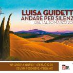 Lo SPI e l'arte – Luisa Guidetti- dal 1 al 31 marzo 2019 – Camera del Lavoro – Via Rosemberg, 4 – Bibbiano