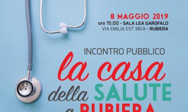 8 maggio 2019 – Sala Lea Garofalo – Via Emilia Est – La casa della salute a Rubiera. Importante iniziativa della Lega SPI